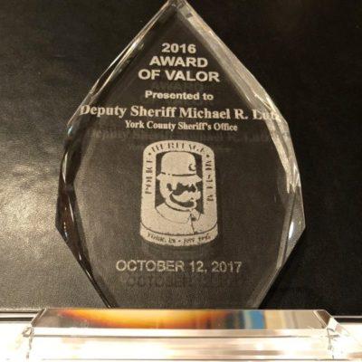 Crystal Valor Trophy